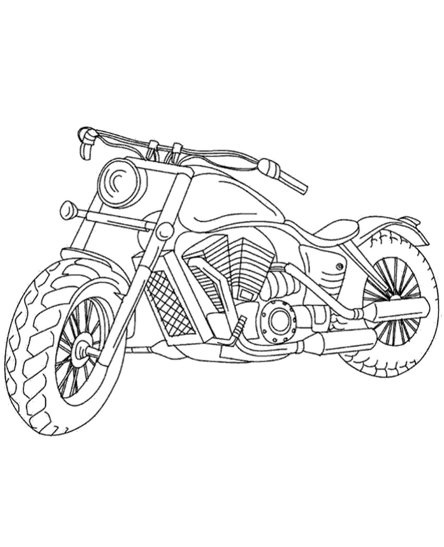 Chopper To Color