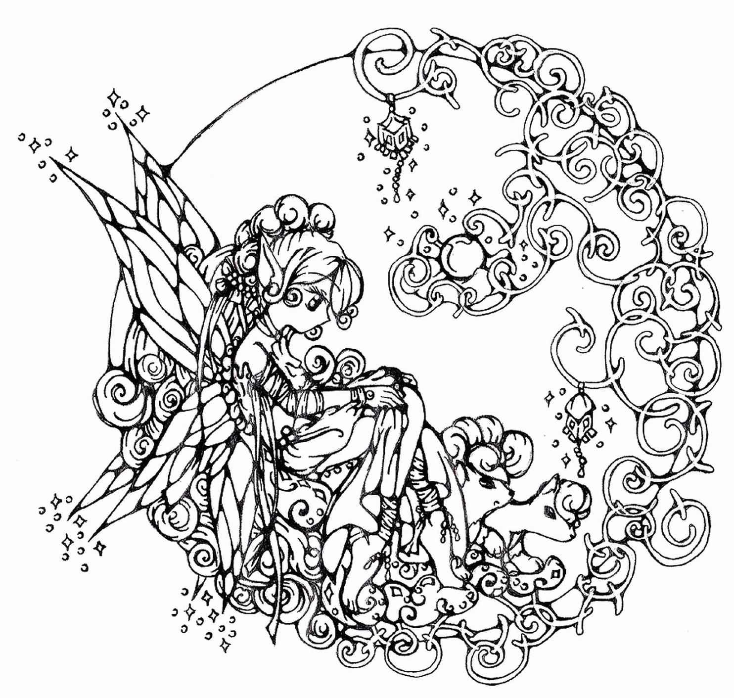 Fairy For Adults