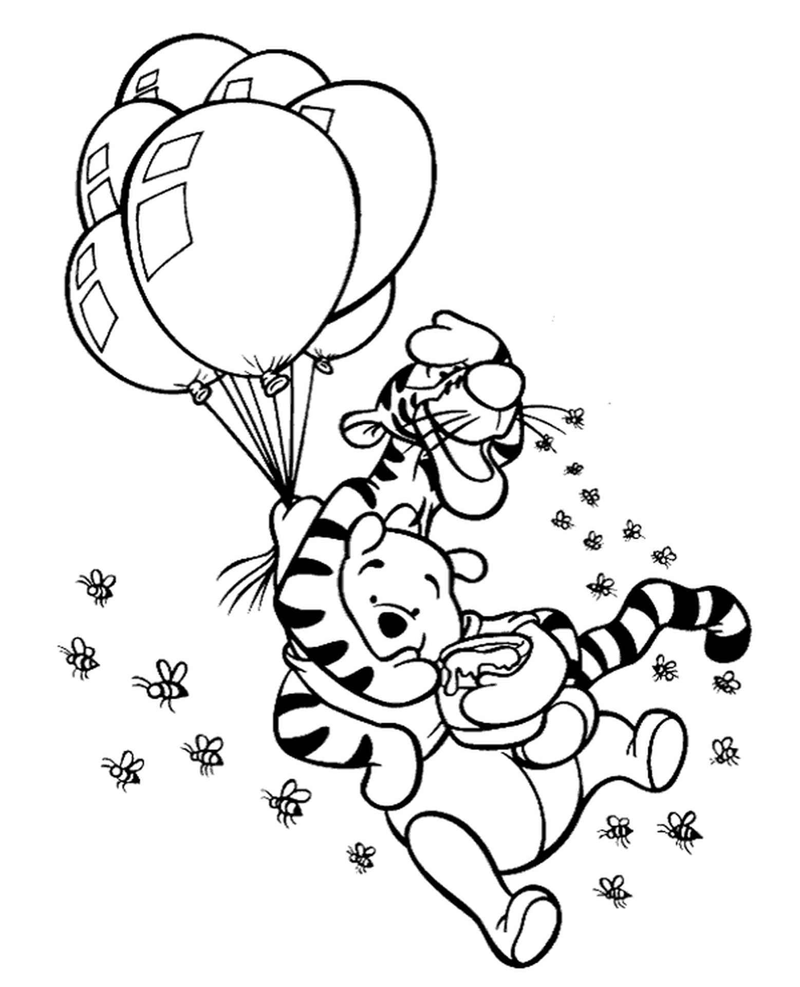 Funny Picture Of Tigger And Pooh