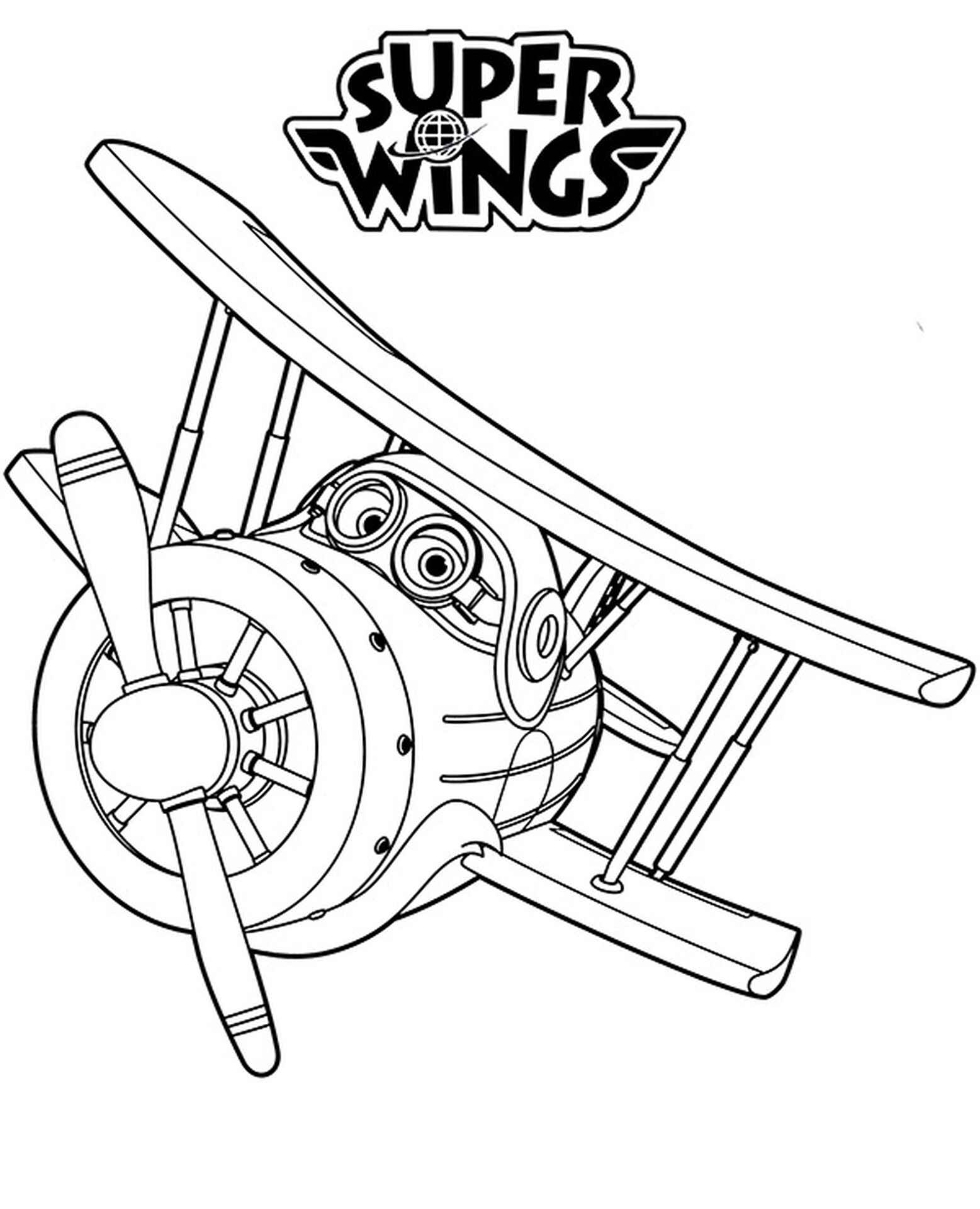 Grand Albert Coloring Pages
