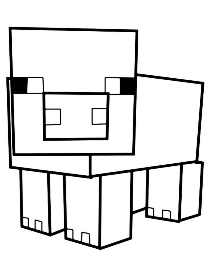 Image Of Pig In Minecraft