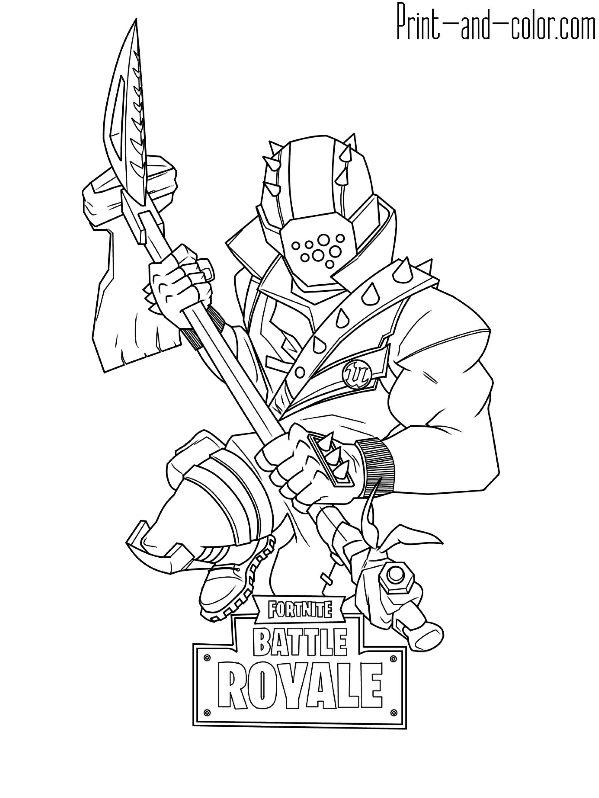 Brite Bomber Fortnite Girl Skins Coloring Pages Bride Bomber Skin From The Game Fortnite Coloring Page To Print And Download