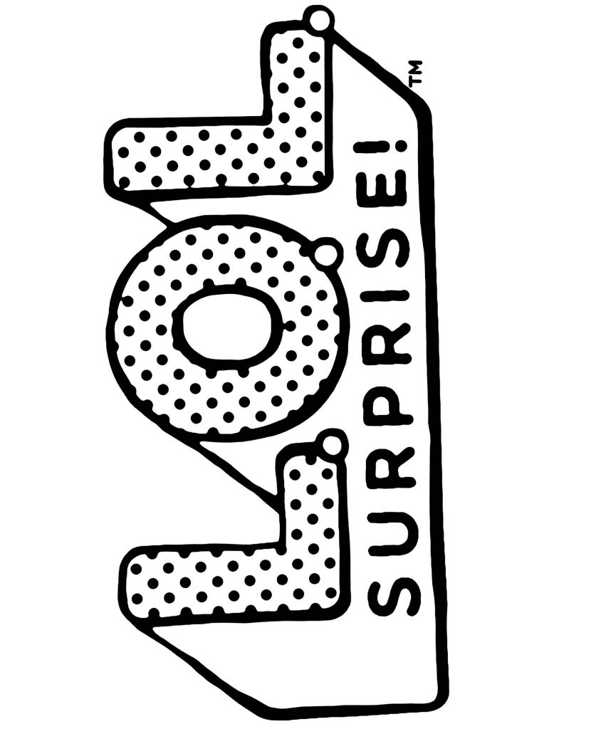 Logo From L.O.L. Suprise Coloring Sheets