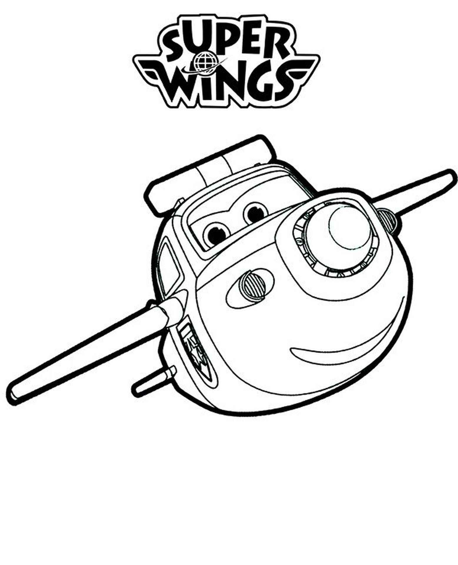 Paul Free Coloring Page