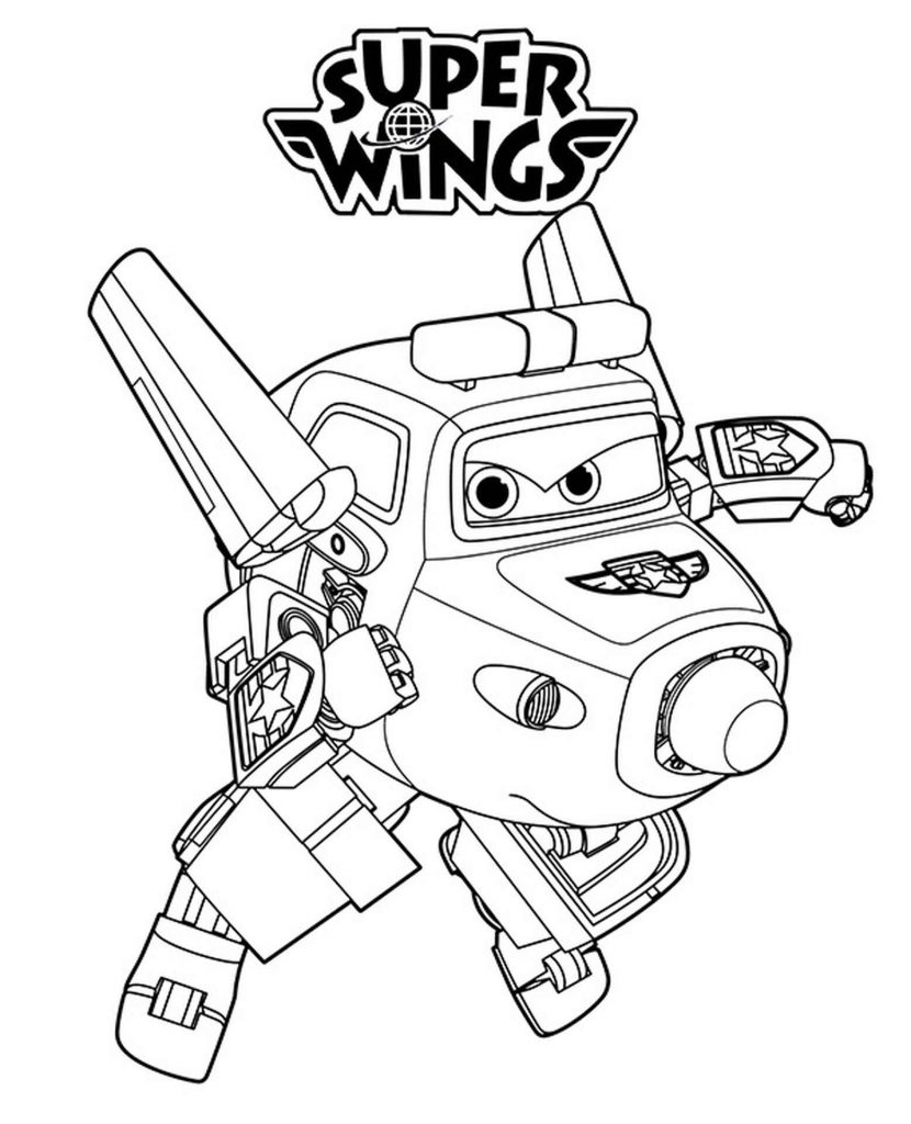 Paul Transformed Coloring Page