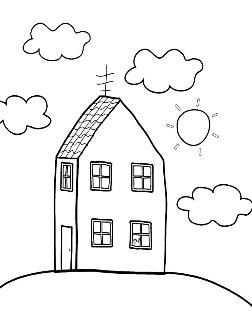 Peppa Pig's Family House